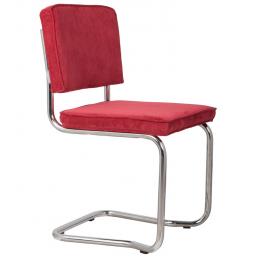 Židle Ridge Kink Rib red