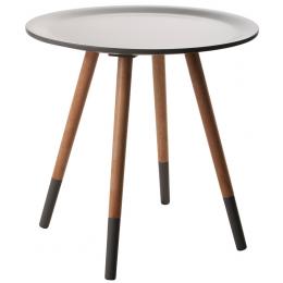 Konferenční stolek Two tone, grey