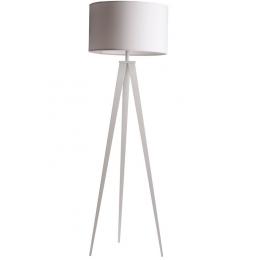 Stojací lampa Tripod White