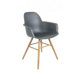 Zuiver Albert Kuip křeslo/židle dark grey