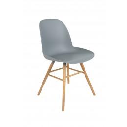 ALBERT Kuip židle /light grey