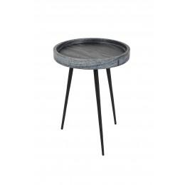 Konferenční stolek KARRARA šedý