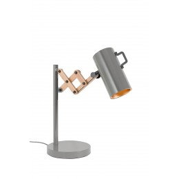 Stolní lampička FLEX ZUIVER grey