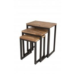 Odkládací stolek SURI (set 3)
