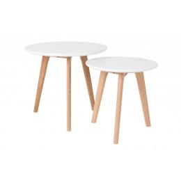 Konferenční stolek Bodine (set dvou)