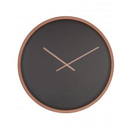 Hodiny Time Bandit black/copper