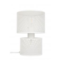 Stolní lampa GRID white