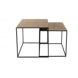 Konferenční stolky SAFFRA  (set 2)