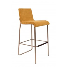 Barová židle FLOR ZUIVER ochre