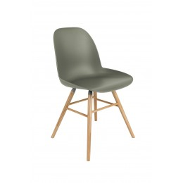 ALBERT Kuip židle ,green