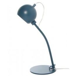 Ball stolní lampa, modrá/mat