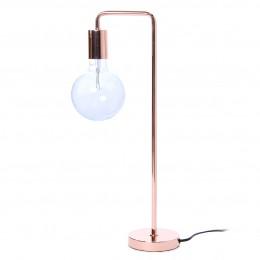 Cool, stolní lampa měděná