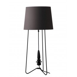 Stolní lampa DADDY FRANDSEN, černá