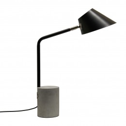 Desk stolní lampa, černá