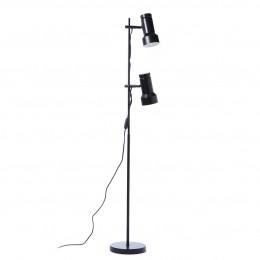 Klassik stojací lampa, černá