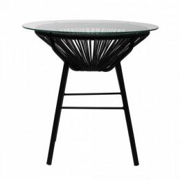 Konferenční stolek SUMATRA, black