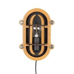 Nástěnná lampa NAVIGATOR black