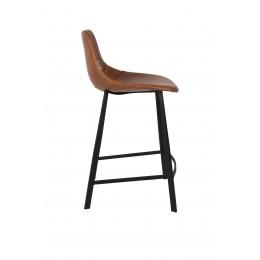 Barová židle Franky Stool C,brown