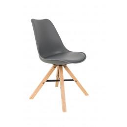 Židle KELLY, grey