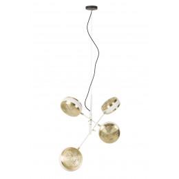 Závěsná lampa GRINGO MULTI, white
